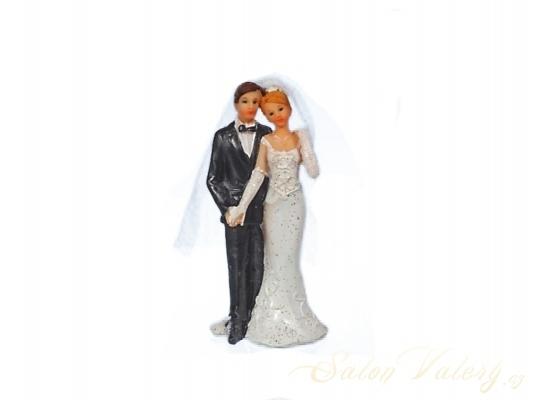 Svatební figurka na dort PF14
