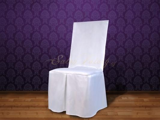 Saténový matný potah na židle - PKKCN8K