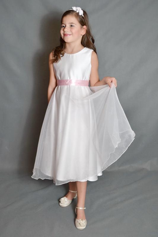 Šaty pro družičku - NIKOLA