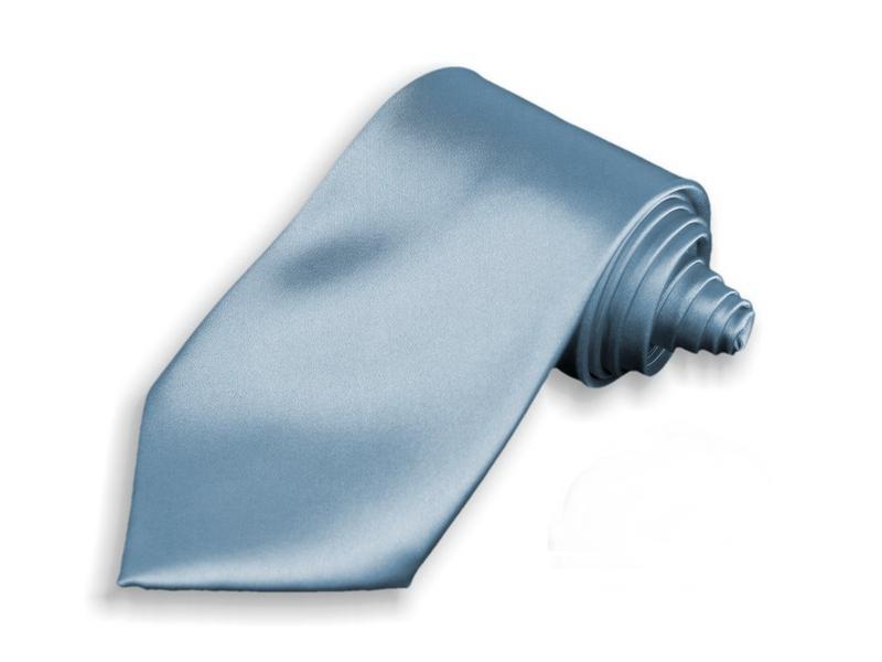 Kravata - světle modrá