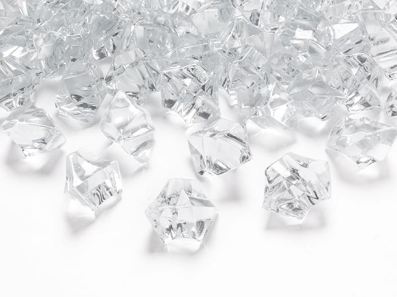 Krystaly čiré