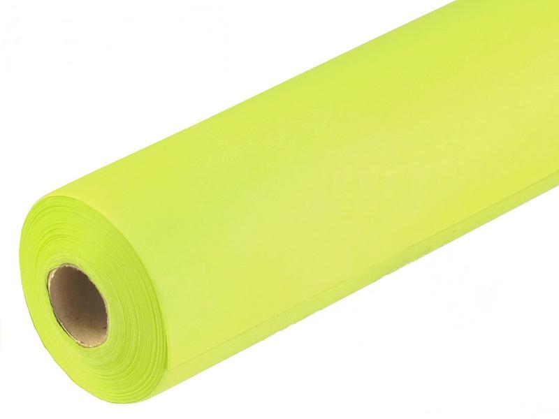 Stolová šerpa PREMIUM - světle zelená