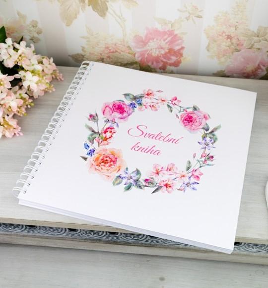 Svatební kniha hostů - 2089