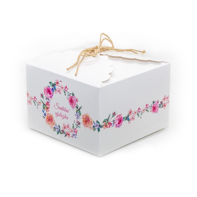 Krabička na cukroví - K66-2089