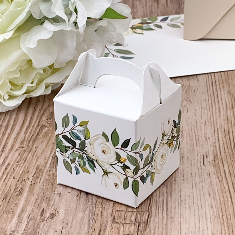 Svatební krabičky na mandličky - K14-2137-01