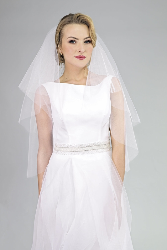 Svatební závoj  37
