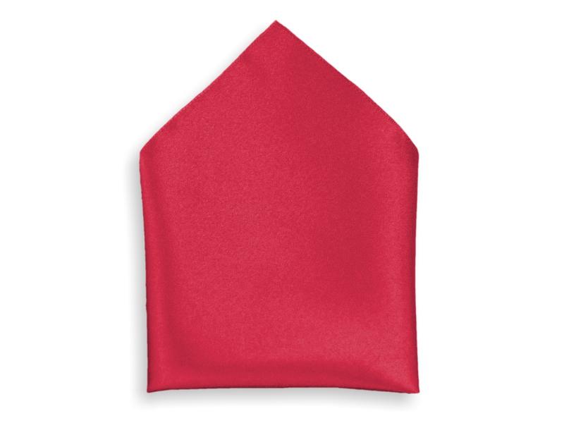Kapesník společenský - červený