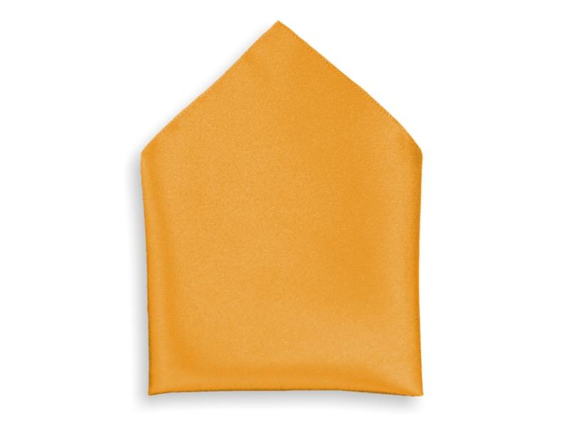Kapesník společenský - žlutý