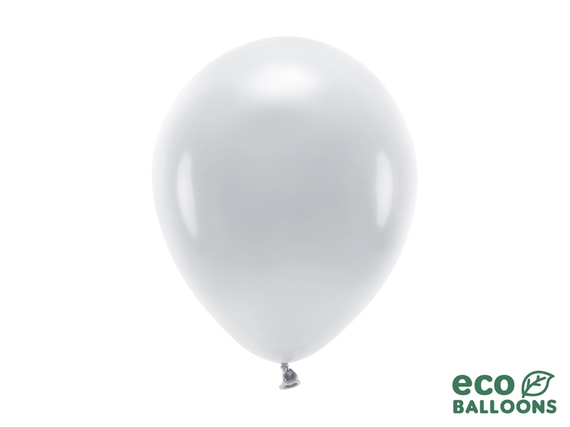 Metalický balónek - stříbrná