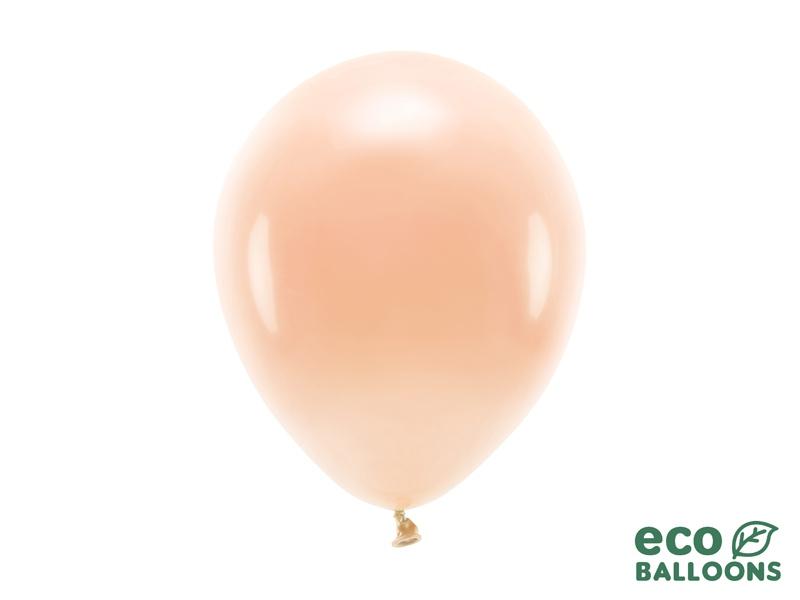Metalicky balónek - lososový